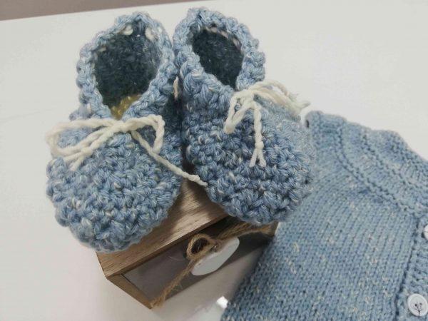 Blue Baby Set 3