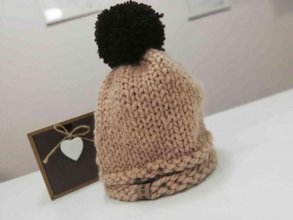 Casual Beige Hat 01