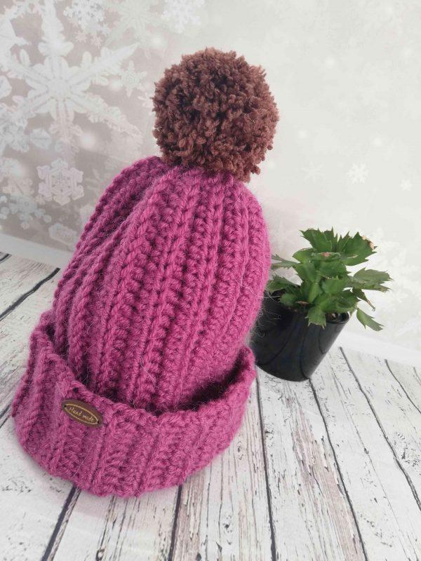 Purple Hat for Ladies
