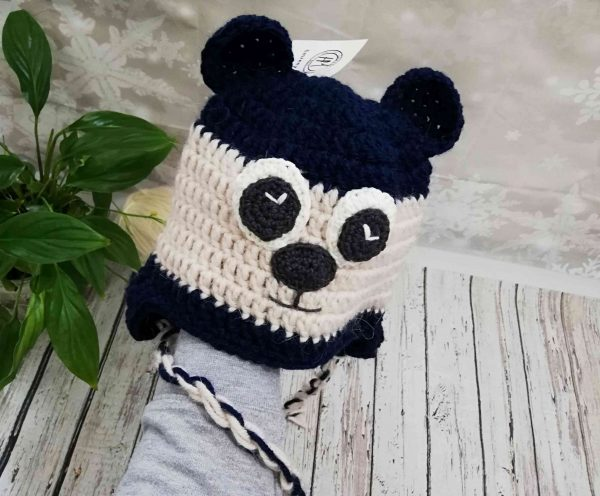 Teddy Bear Hat 1