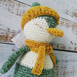 Cute Plushy Penguin Toy