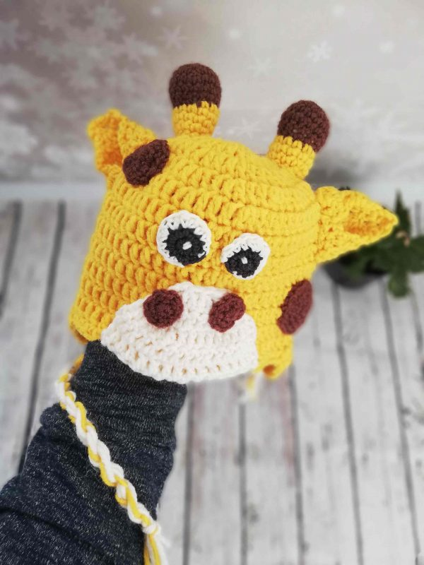 Cute Giraffe Hat