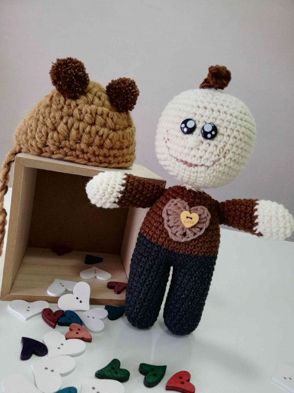 ChoveChe Amigurumi Red Toy-07