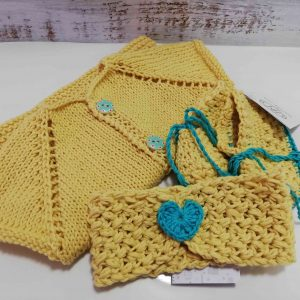 Yellow Baby Set