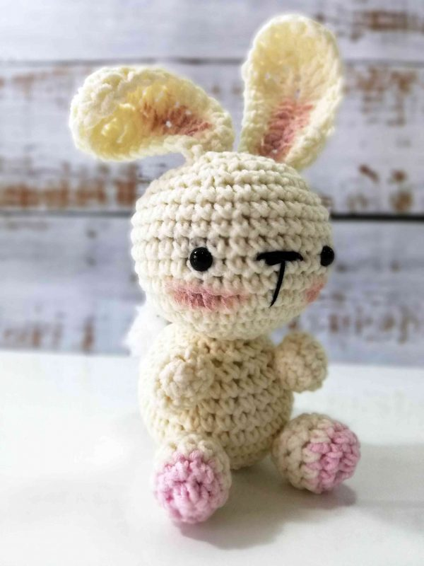 Bunny Rabbit - Crochet Plushy Toy 03