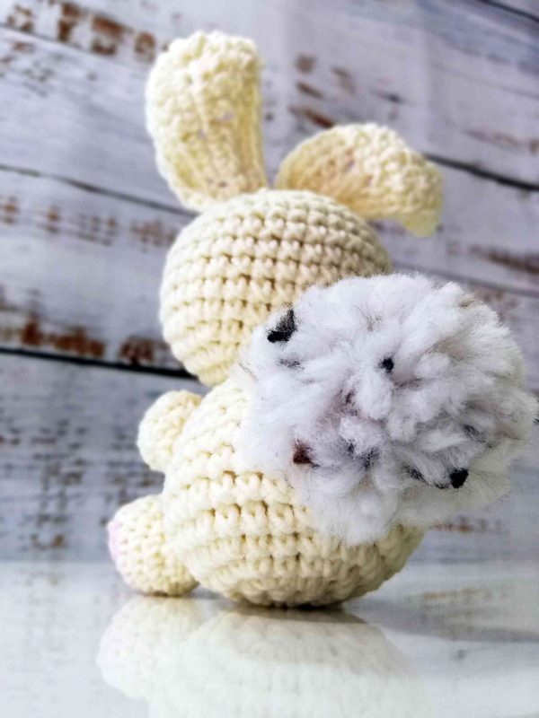 Bunny Rabbit - Crochet Plushy Toy 04