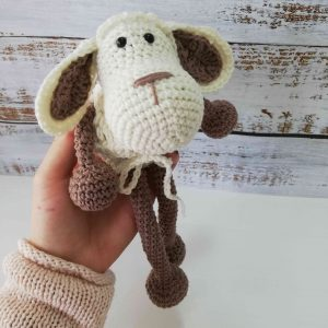 Sheep – Crochet Amigurumi Toy