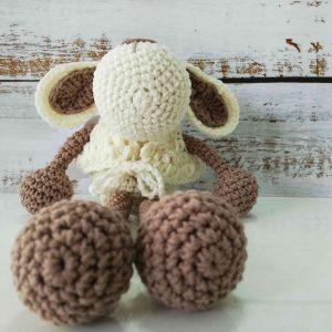 Sheep – Crochet Amigurumi Toy