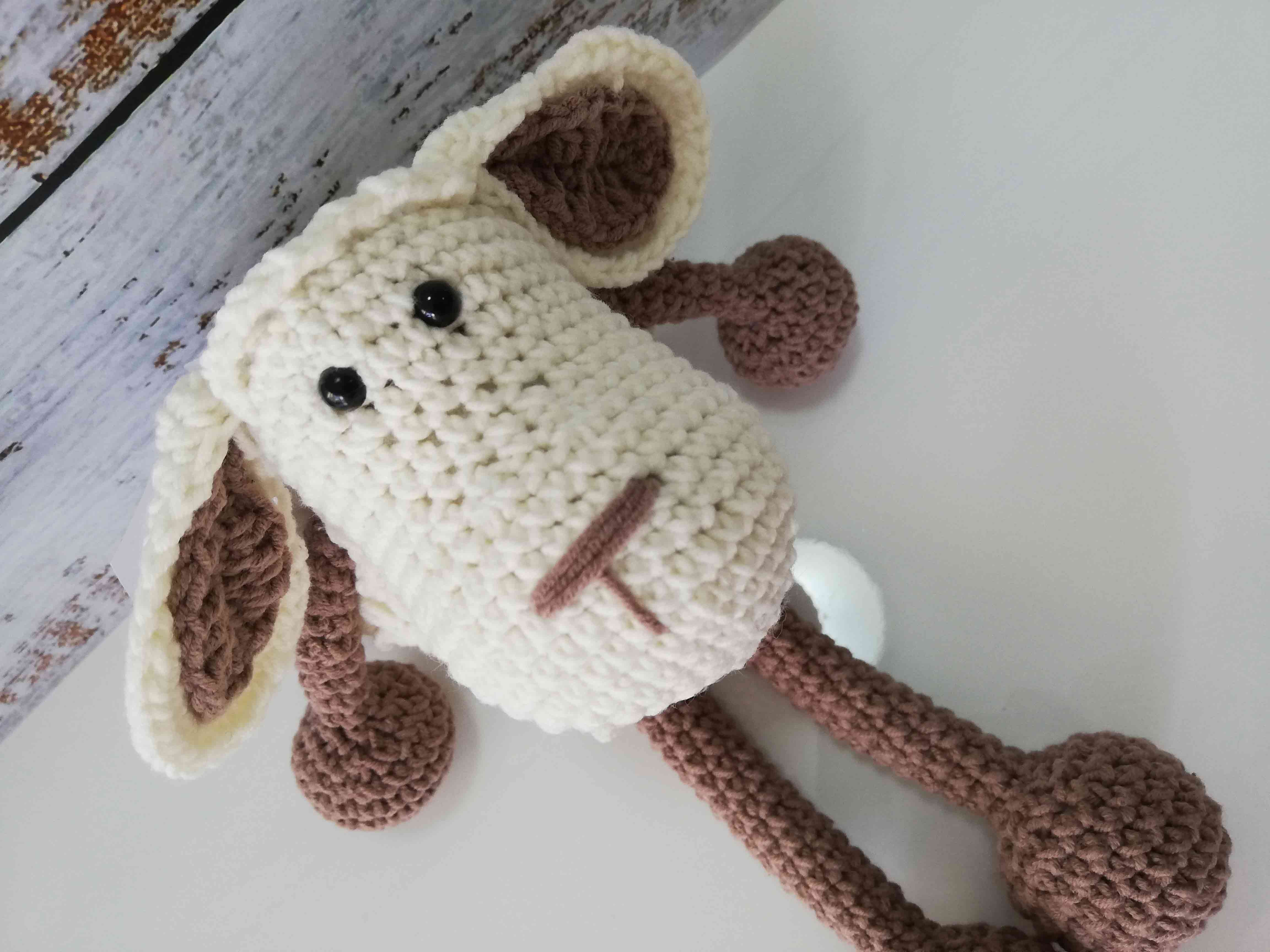 Pattern: MILKY THE LAMB Amigurumi Crochet Sheep Pattern | Etsy | 3456x4608