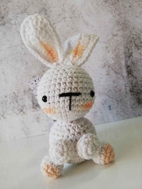 white.bunny