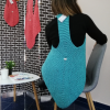 Crochet Ladies Vest 01