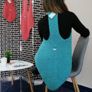 Crochet Vest for Ladies
