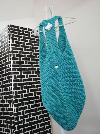 Crochet Ladies Vest 07