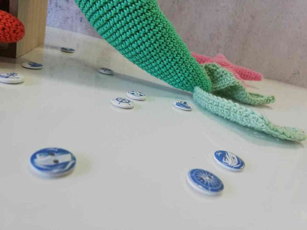 Crochet Doll Ariel The Little Mermaid 07