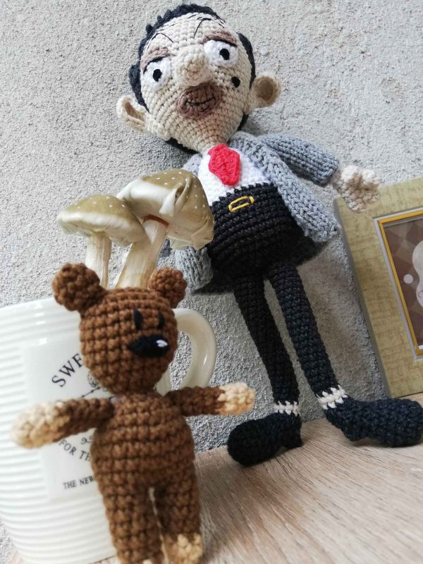 Mr.Bean-and-favorite-Teddy