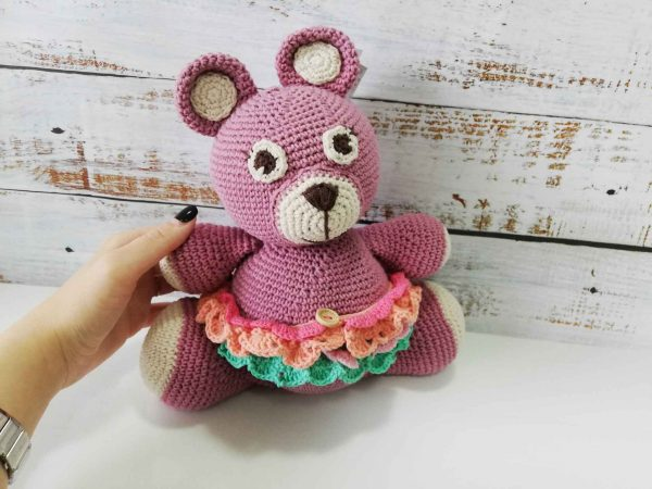 Teddy-bear-Madly-pattern