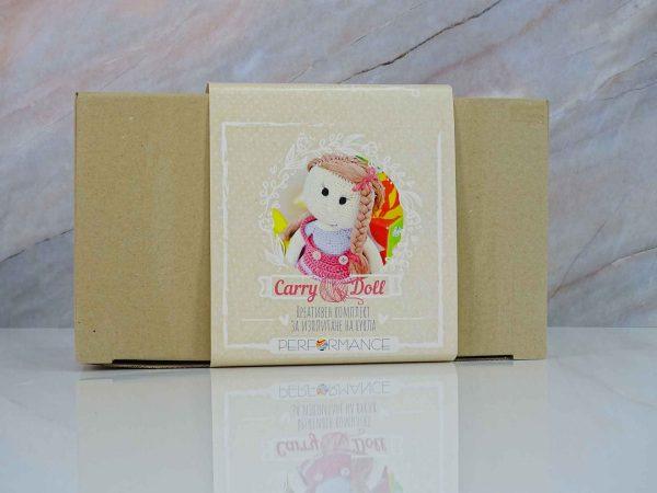 кутия за изплитане на куклата Кари