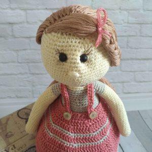 Crochet Carry doll pattern