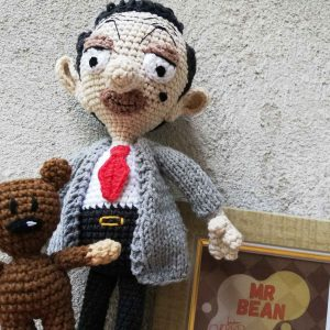 Mr. Bean & Teddy set