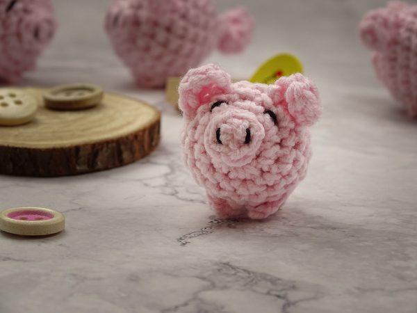 tiny piggy talisman