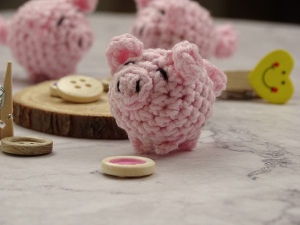 the piggy talisman