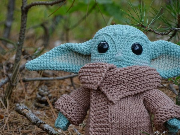the cutest alien- baby yoda
