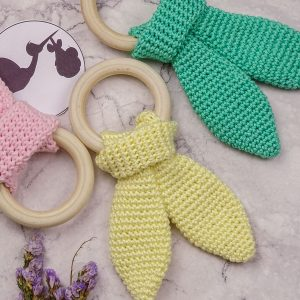 Baby teethers