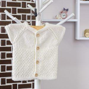 Baby vest /0-6/