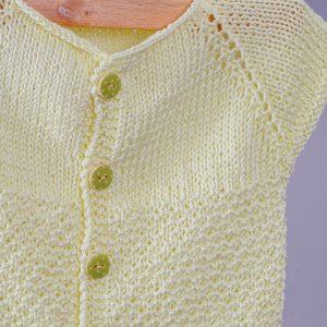 Baby vest /0-9/