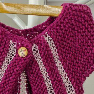 Baby vest /6-18/