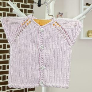 Vest for a newborn /0-3/