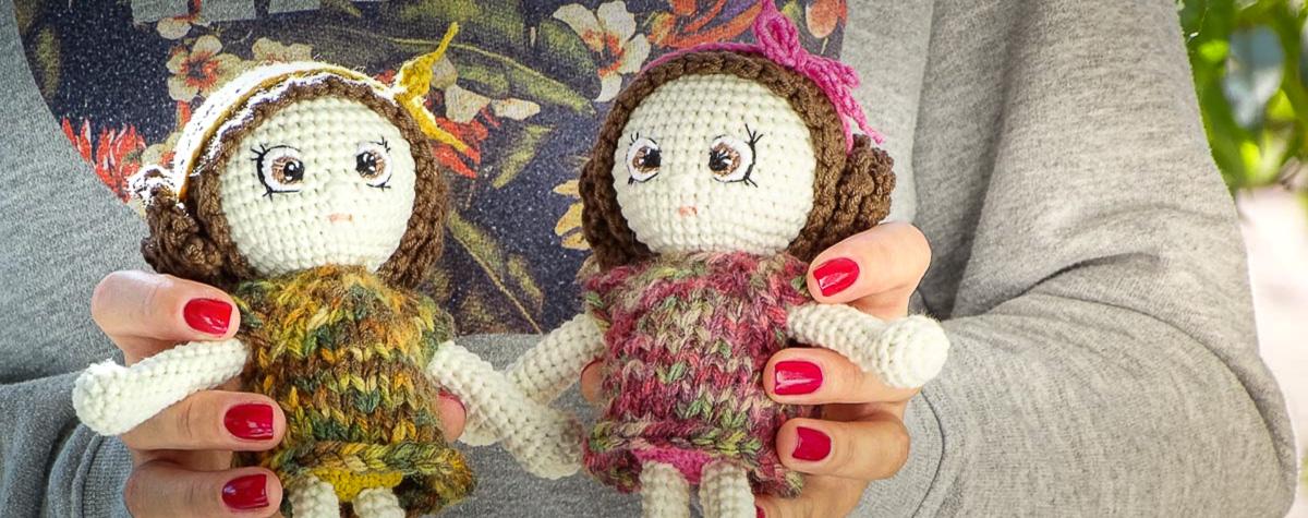 "beautifull ""flower"" dolls"