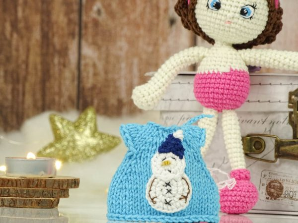 changable snowman dress