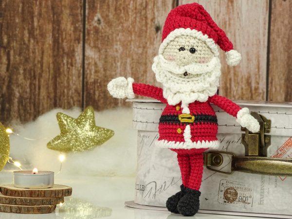 """Santa Claus said """"Ho-ho-ho"""""""