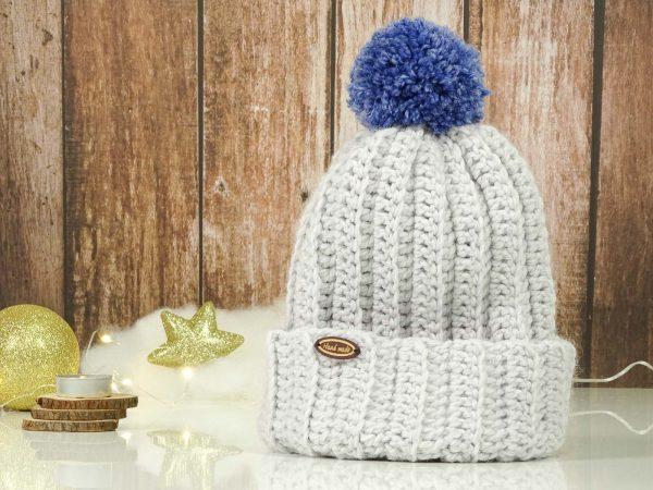 classic hat light blue